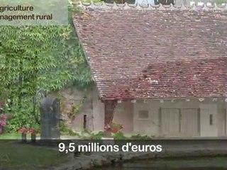 Présentation du Conseil Général de l'Yonne