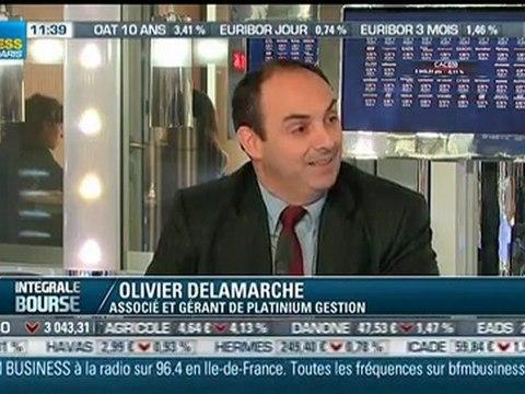 Olivier Delamarche Que fait la police que fait super Mario ?