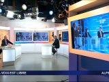Patrice Voir sur la primaire socialiste à France 3 Alpes