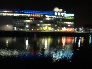 Night Reflections at BBC Scotland