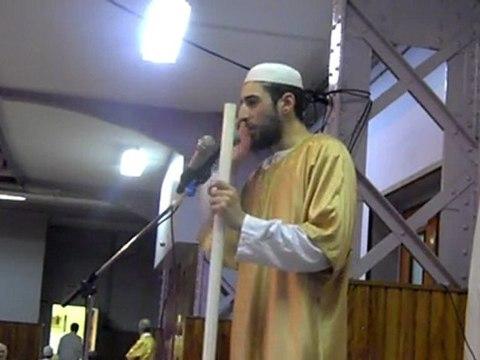 khoutba de l'aid el oudha par l'imam sofiane de Médine.