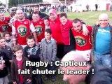 Rugby : Captieux fait chuter le leader
