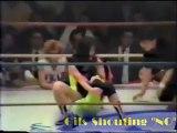 Cutie Suzuki vs Mayumi Ozaki ('89)