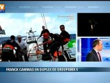 Volvo Ocean Race : la course de Cammas sur BFMTV