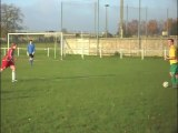 Football, 1re division: Breuil-le-Sec a facilement battu Nointel