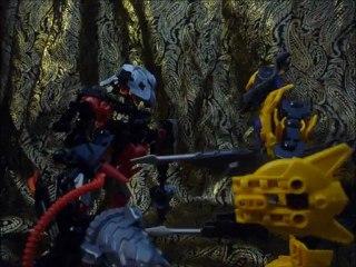 hero factory épisode 1: à la recherche de Drilldozer (partie 1)
