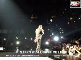 JAY-Z & KANYE WEST  WATCH THE THRONE TOUR 2011 NJ IZOD CENTER....INTRO + SPECIAL GUEST BEYONCE