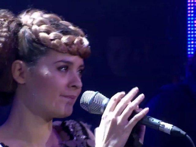 Emilie Simon – Grand Prix des musiques électroniques – Grands Prix Sacem 2011
