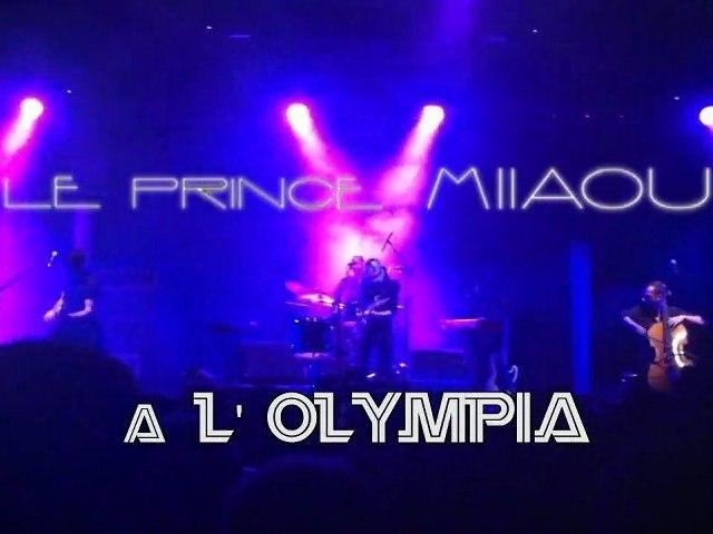 Le Prince Miiaou @ Olympia