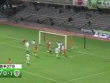 天皇杯サッカー3回戦 J1の壁 ガイナーレ敗退