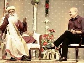 Sadguru Jaggi Vasudev In Conversation with Prathap Reddy