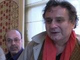 L'Interallié à Morgan Sportès, invité surprise du jury