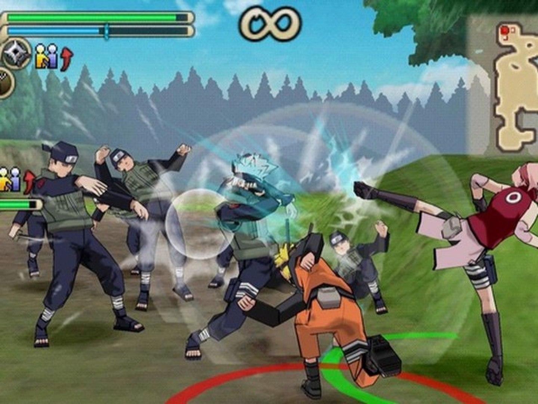 Naruto Shippuden Ultimate Ninja 5 Iso Psp idea gallery