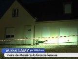2 morts dans un incendie à Maizières-la-Grande-Paroisse!