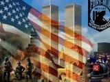 Hommages aux pompiers et aux victimes du 11 septembre
