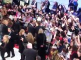 RPatz, KStew, and Taylor Premiere Breaking Dawn PT. 1 in London
