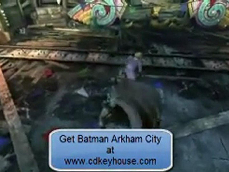 key serial number batman arkham city pc