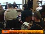 Bisbille Verts - PS: l'UMP se réjouit (Lyon)