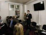 Les propositions des Jeunes actifs 92: 100 propositions pour 2011. Extrait de l'intervention Franck Allisio (partie 2)