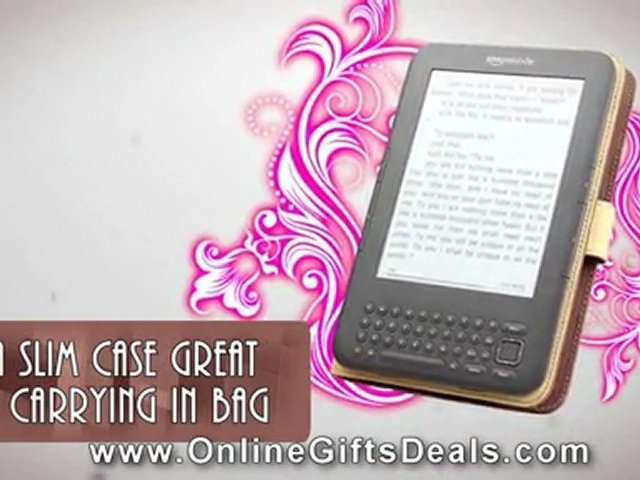 Brown Hemp Eco Protect Cover Case for Amazon Kindle – My Secret