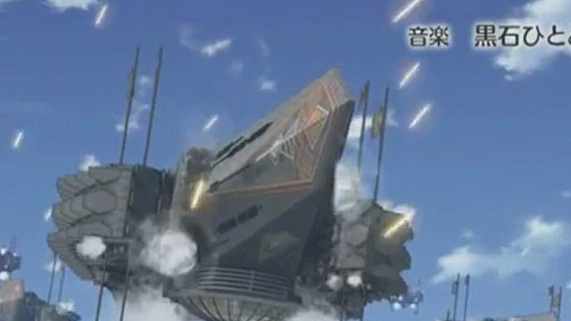 Last Exile - Fam, The Silver Wing - (Gonzo, 2011) PV2