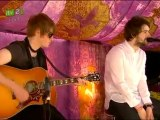 The Courteeners Lullaby Isle of Wight Festival acoustic