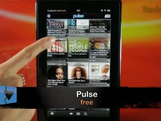 Kindle Fire Demo and Stephanie Chu's Top 5 Apps! - AppJudgment