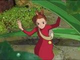 Arrietty Featurette