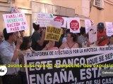 Espagne : des citoyens se mobilisent pour empêcher les expulsions