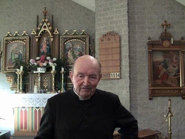MIRACULEUX : Le curé Schoonbroodt raconte le double miracle eucharistique de 1971 à Steffeshausen