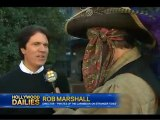 Pirates of the Caribbean: On Stranger Tides - Rob Marshall Interview