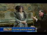 The King's Speech - Helena Bonham Carter Interview