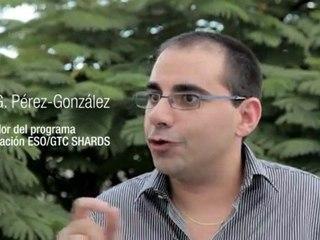 Pablo G. Pérez-González (UCM) - coordinador del programa de observación ESO/GTC SHARDS