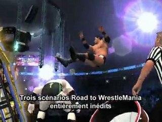 Bigger Badder Better Launch Trailer de WWE 12