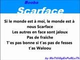 Booba - Scarface (Paroles) + Download [DESCRIPTION]