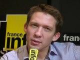 Hors antenne : Julien Brigot vous raconte les coulisses de l'interview de Laurent Blanc