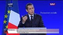 Évènements : Discours de Nicolas Sarkozy à Bordeaux sur la fraude sociale