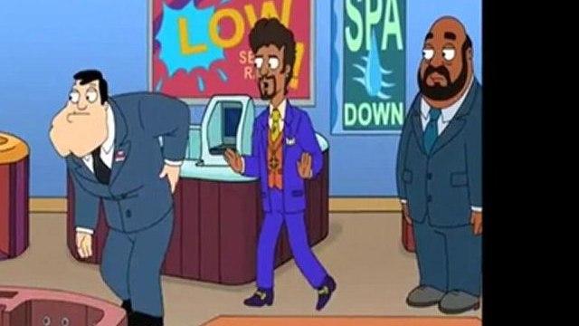 "Watch American Dad Season 7 Episode 4 ""Virtual In-Stanity"" megavideo online"