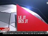 Jingle Le JT Des JT Du 18 Novembre 2011 i>TÉLÉ