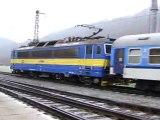 Lokomotiva 363 027-4 a 150 205-3 - Brandýs nad Orlicí, 17.11.2011 HD