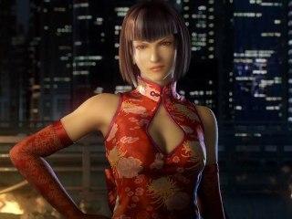 TEKKEN Blood Vengeance - 7 premières minutes de Tekken Hybrid