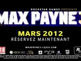 Max Payne 3 - Bande-Annonce [VOST|HD]