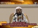 Cheikh Mohamed Al-'Arifi Islam Musulman Ordonner le Bien et Interdire le Mal rappel