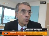 Politique: pas de 7ème mandat pour Queyranne (Lyon)
