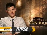 Hollywood Dailies - Taylor Lautner's Transformation