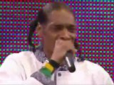 """Snoop Dogg, Charlie Wilson & Soopafly """"Signs"""" & """"What's my Name?"""" Live @ """"Live 8"""", Hyde Park, London, England, 07-02-2005"""