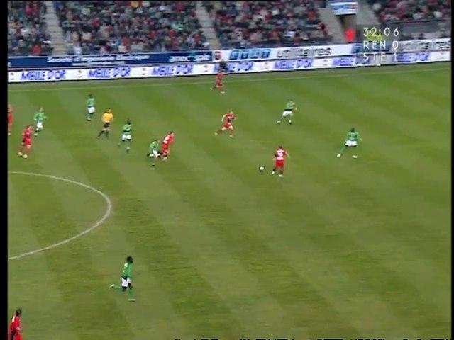 16/04/05 : Alexander Frei (33') : Rennes - Saint-Etienne (2-2)