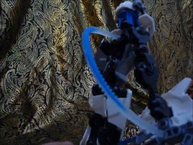 hero factory épisode 2: A la recherche de Drilldozer partie 2