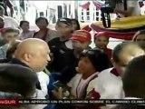 Presidente de Venezuela entregó viviendas a damnificados