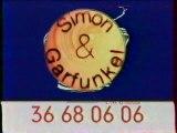Bande Annonce Promotionne Simon & Garfunkel 21 juin 1994 M6